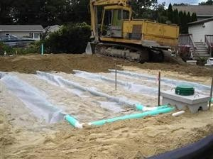 All Clear Septic, septic system pump chambers